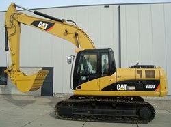 Excavator CAT 320D