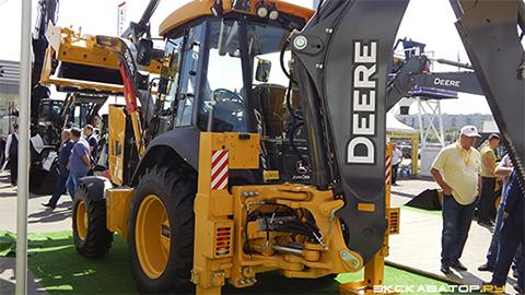 �� ������������ ������� �� �������� ������������. �������� John Deere Russia � �������� � ������