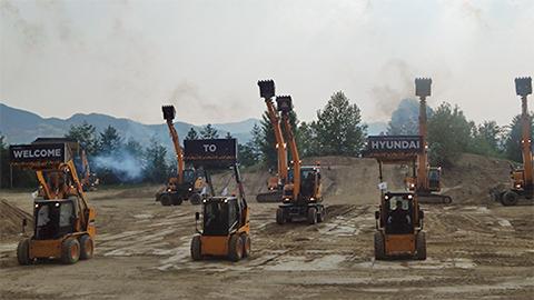 Производство, занимающее полуостров. Экскурсия по заводу Hyundai