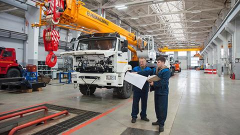 Несмотря на карантин. Некоторые российские заводы возобновили производство
