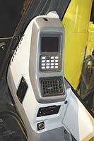 Пульт управления гусеничного экскаватора PC450LC