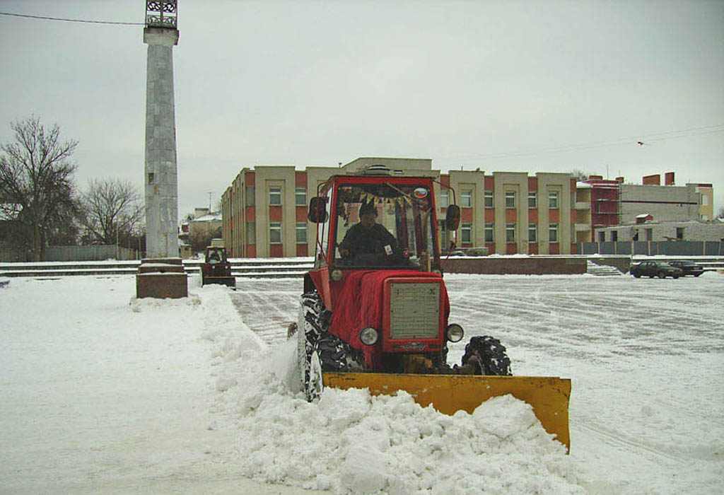 Мощность трактора Т-25А составляет 21 кВт