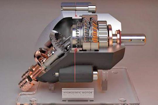 Различия между гидравлическими и электрическими двигателями