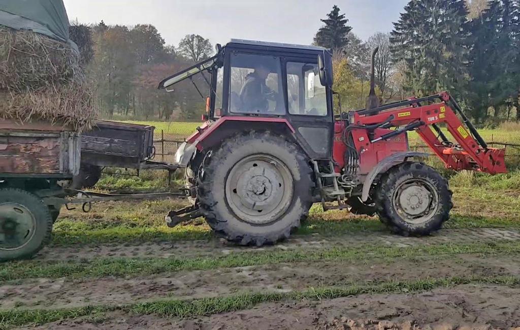 Фото трактора МТЗ-952.2