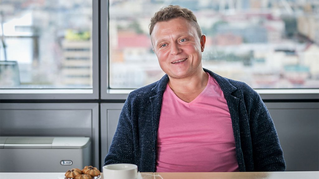 Учредитель медиагруппы «Экскаватор Ру» Павел Шинкевич