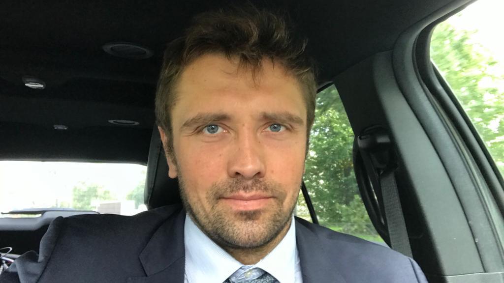 Директор арендной компании «Рентал-Тех» Олег Малаховский
