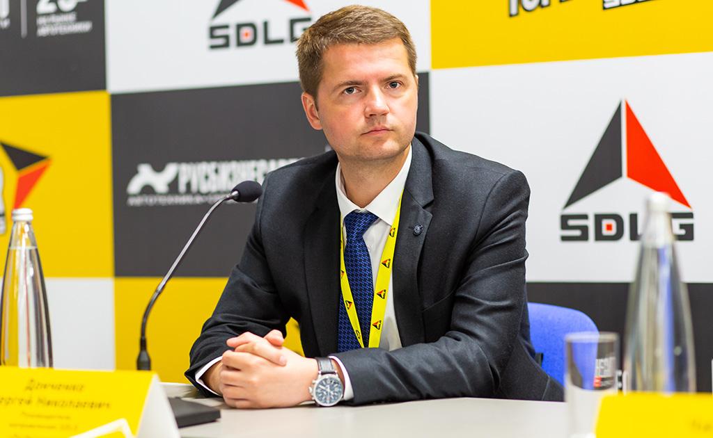 Руководитель по закупкам дорожно-строительной техники в компании «Русбизнесавто» Сергей Донченко