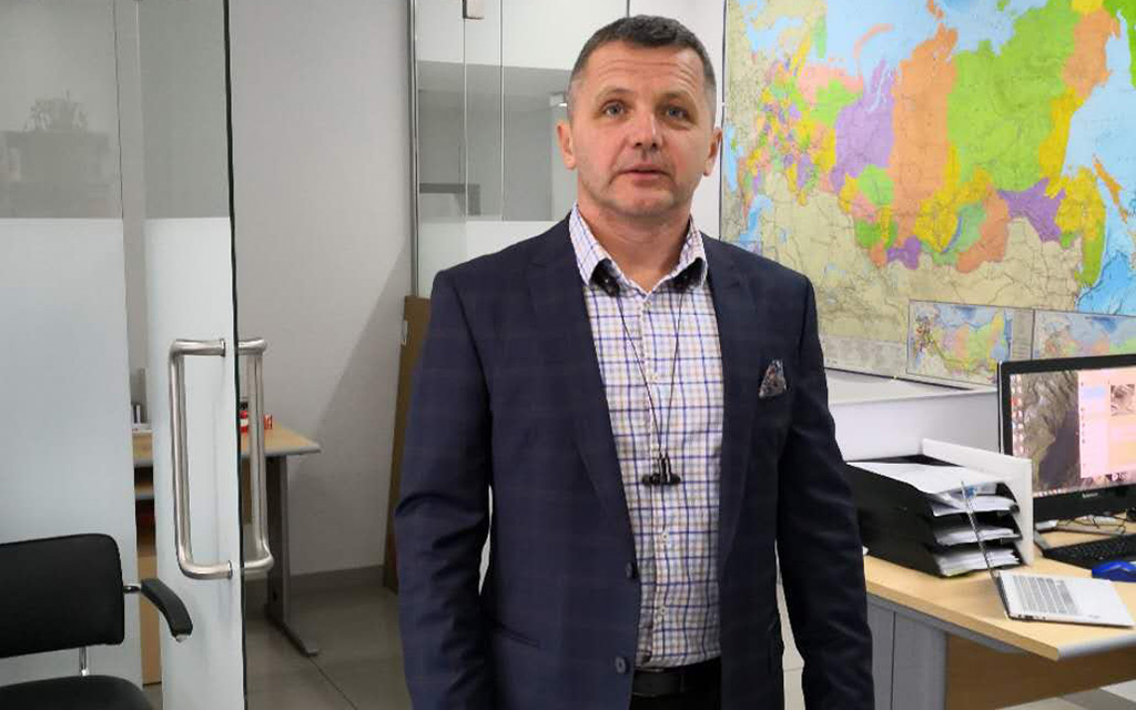 Коммерческий директор компании «СюйГун Ру» Александр Чирков
