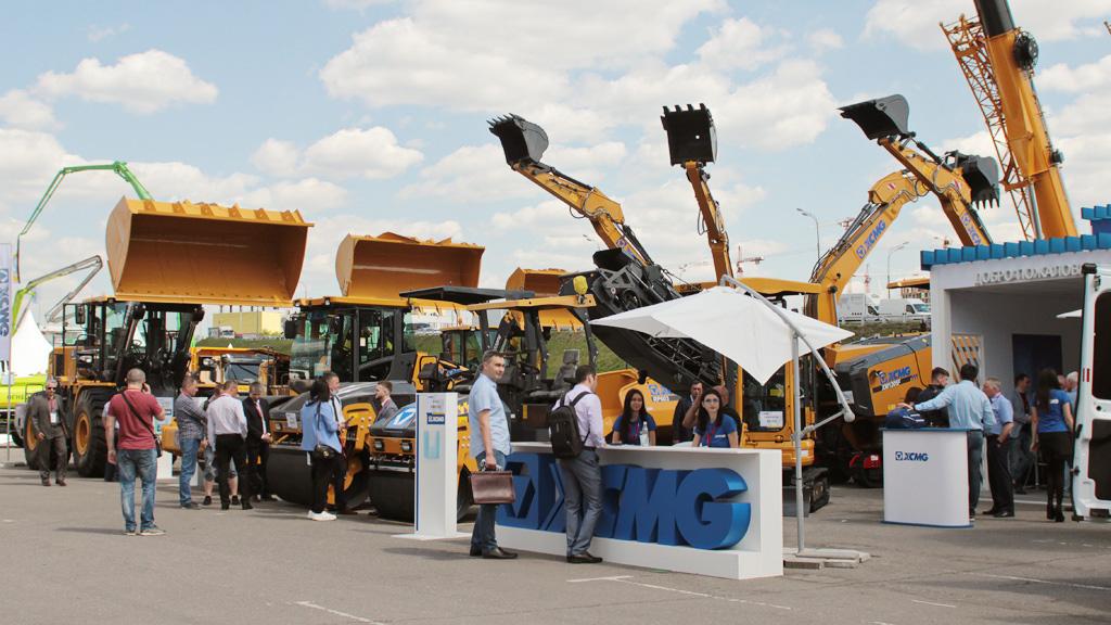 В планах XCMG — к 2022 году открыть 22 дилерских центра в России