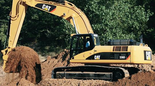 2760bdfc8 Caterpillar 336D L: технические характеристики, обзор, описание. Гусеничный экскаватор  Caterpillar ...