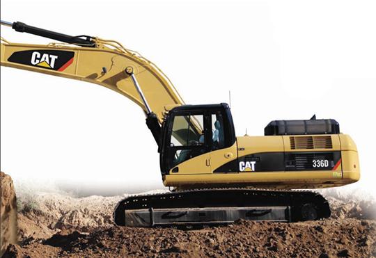 e45e642ff Характеристики Caterpillar 336D L. Обзор гусеничного экскаватора ...