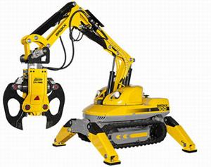 Робот-демонтажник Brokk 100