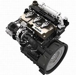 Моторы Kohler/Lombardini в соответствии с последними требованиями