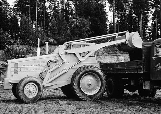 Bolinder-Munktell LM 225