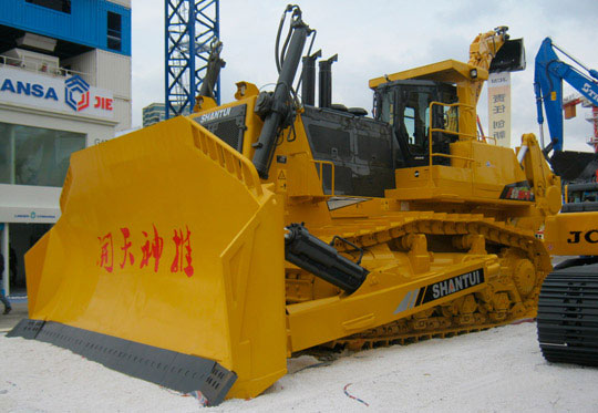 ��������� Shantui �� Bauma China-2012