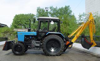 Тракторы в Узбекистане – цены, фото, отзывы, купить.