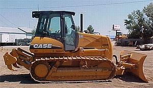 бульдозер Case 1150K