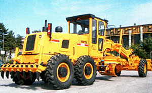 Автогрейдер MISTA RD-200-6x4 и RD-200H-6x6