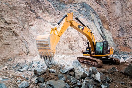 Максимальная эксплуатационная масса нового экскаватора составляет 30,11 тонны
