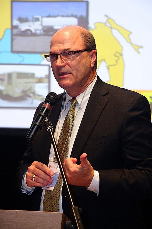 Лоуренс Кэй (США), эксперт в арендной отрасли, президент консалтинговой группы в сфере аренды строительного оборудования Script International Inc.