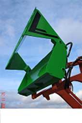 Ковш грейферный для погрузчиков ПУМ-500