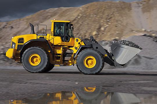 колесные погрузчики новой Серии G от Volvo Construction Equipment