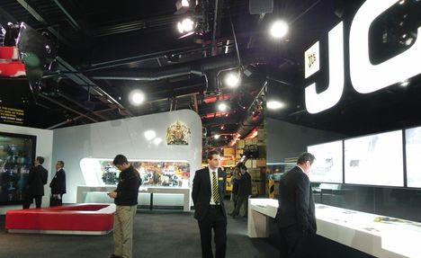 В Великобритании открылся музей компании JCB