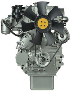 Дизельный двигатель Perkins 400F