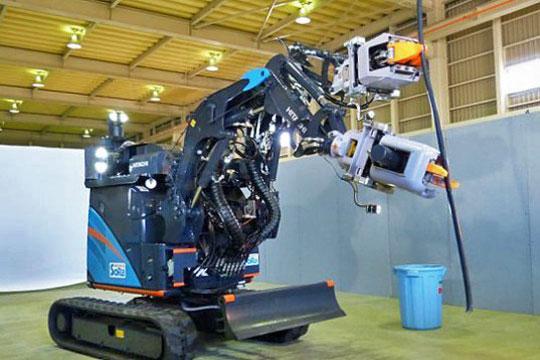 Робот ASTACO-SoRa от Hitachi