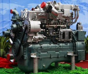 Дизельный двигатель YC6L-60